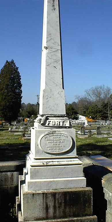 Picture of grave